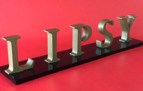 Lipsy Signage