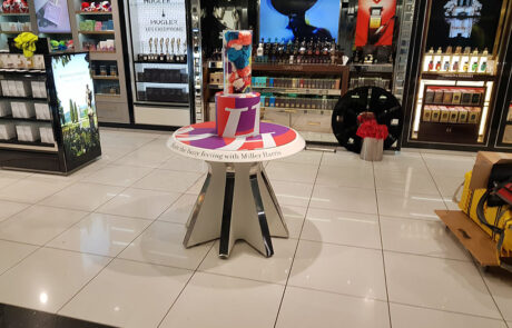 Point of Sale Display Unit